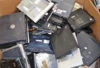 Electronic Waste Laptop